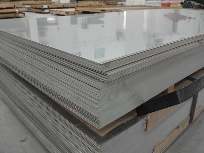 Лист нержавеющий AISI 304 0,8мм(1,25х2,5м)   листы н/ж