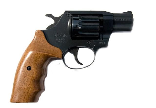 Револьвер під патрон флобера SNIPE 2 (горіх)
