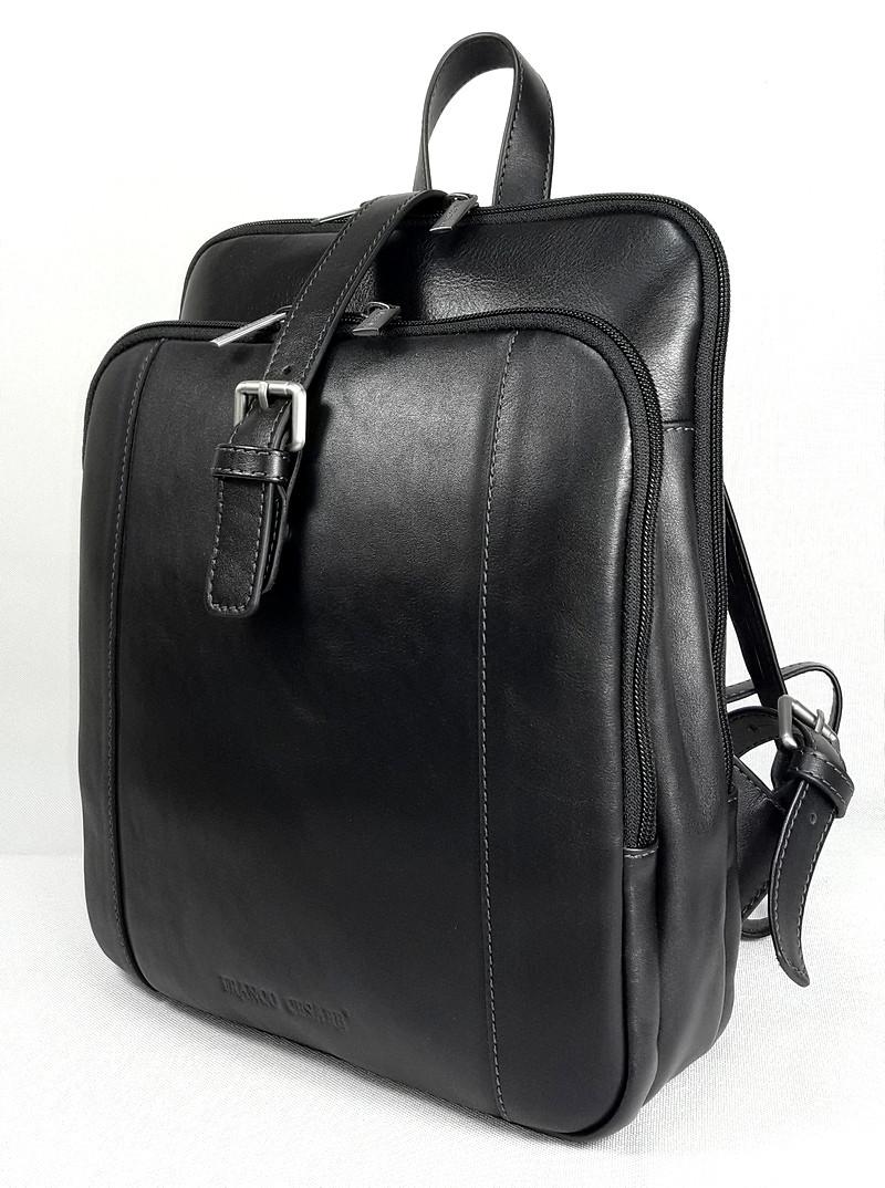 Оригинальный кожаный рюкзак  FC-0421-L1 бренда FRANCO CESARE