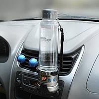Термос для авто с подогревом Aqua Work ОВ-007, автомобильный термос Аква Ворк