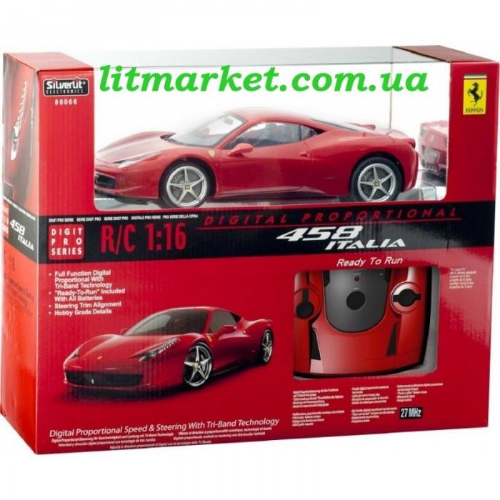 2009031 Ferrari 458 Italia 1:16, машина на р/к