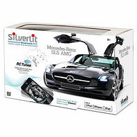 2009071 Mercedes Benz AMG Apple Bluetooth 1:16, машинка