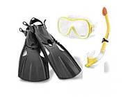 Набор для плавания Intex Reef Rider Sports