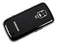 Крышка (задняя панель) на телефон Samsung B7722 черная