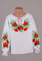 Вышиванка блуза детская 888 ( С.Е.С.)