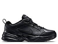 Мужские кроссовки Nike Air Monarch IV Black 415445-001
