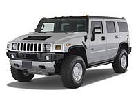Стекло лобовое, заднее, боковые для Hummer H2 (Внедорожник) (2003-2009)