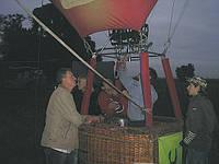 Полет на воздушном шаре Мастер - класс