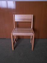 Деревянный  стул Растишка Прямая спинка