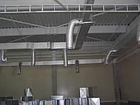 Вентиляция и кондиционирование промышленных и общественных зданий