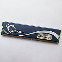 Игровая оперативная память G.Skill DDR2 2Gb 1066MHz PC2 8500U CL5 (F2-8500CL5D-4GBPQ) Б/У