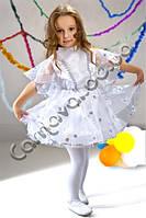 Карнавальный Костюм Снежинки (Снежинка для девочки)