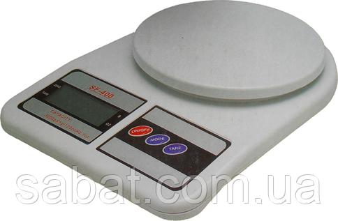 Весы кухонные MKS- 400 (до 10 кг)