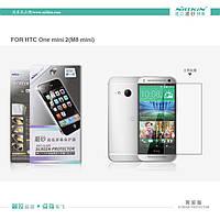 Защитная пленка Nillkin для HTC One mini 2  матовая
