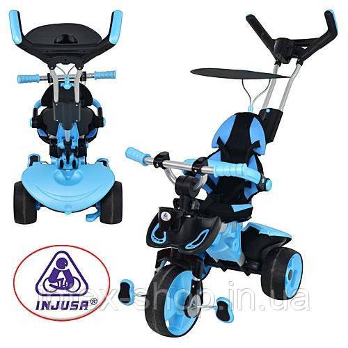 Детский трехколесный велосипед 3261-002 Injusa серии City Trike