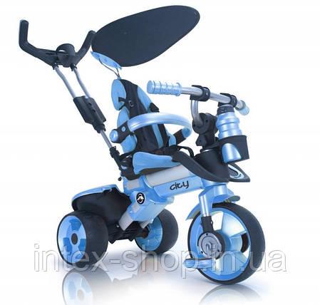 Детский трехколесный велосипед 3261-002 Injusa серии City Trike, фото 2