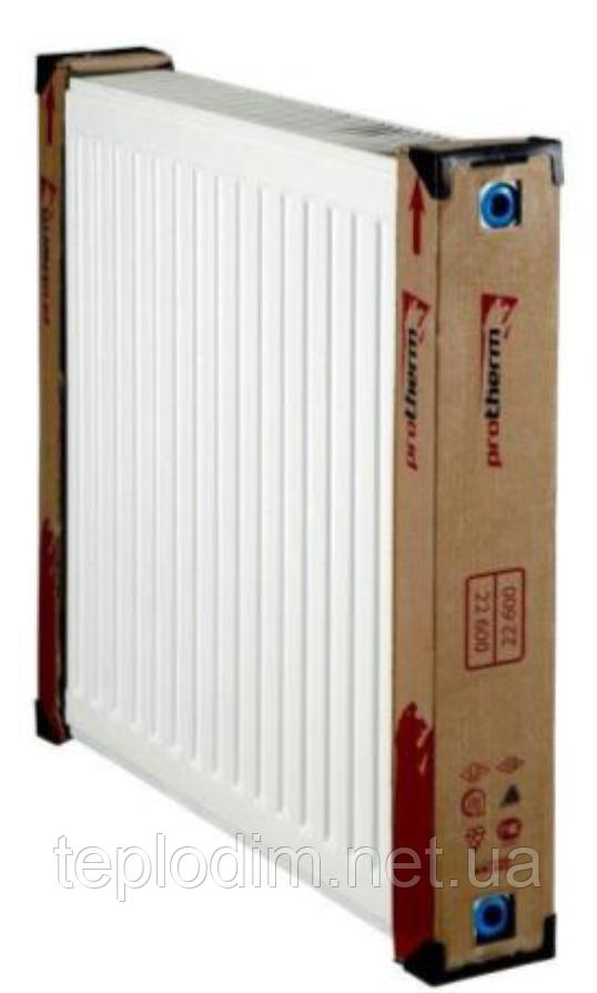Стальной панельный радиатор Protherm тип 22 500x1100 мм