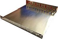 Профиль цокольный 203 мм алюминиевый  (стартовый) JS Tech
