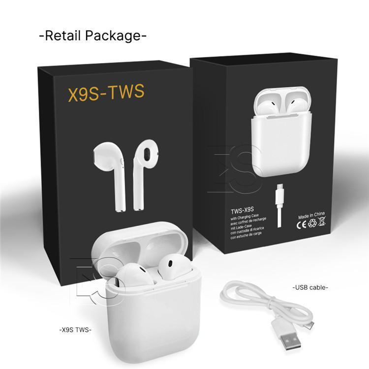 Беспроводные Bluetooth наушники X9S-TWS