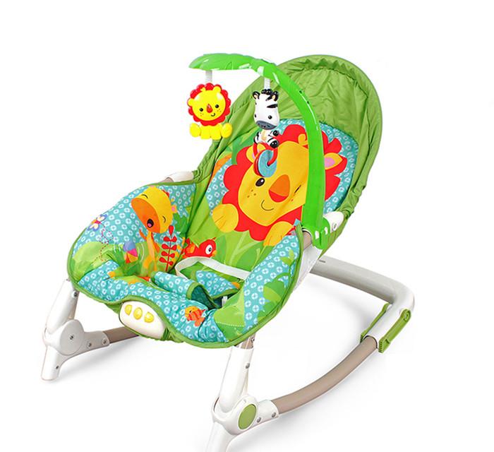 Кресло-качалка Львенок 0-18 кг фирмы Fitch Baby