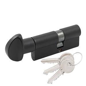 Цилиндр Cortellezzi Primo 117F 30x40 ключ/поворот. черный