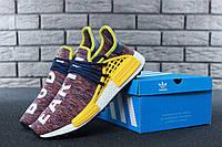 Кроссовки Adidas x Pharrell Williams Human Race NMD Multicolor, фото 1