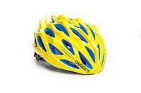 Шлем велосипедный ONRIDE Serval L Yellow (58-61)