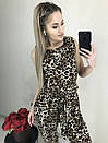 Комбинезон женский леопард , фото 7