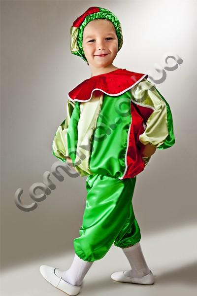 Карнавальный костюм Арбуз