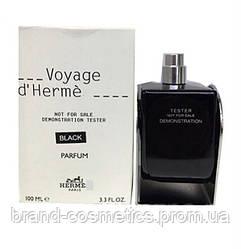 Voyage d`Herme Black 100 мл TESTER унисекс