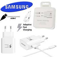 Зарядное устройство USB Samsung Adapter EP-TA300 и кабель MICRO USB Original (EP-TA300CWEG)