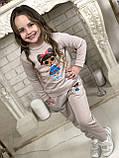 Модный костюм для девочек LOL (4-9 лет), фото 8