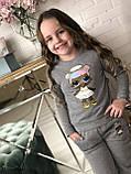 Модный костюм для девочек LOL (4-9 лет), фото 5