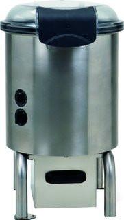 Картофелечистка Apach APP5 1Ф (150 кг/ч)