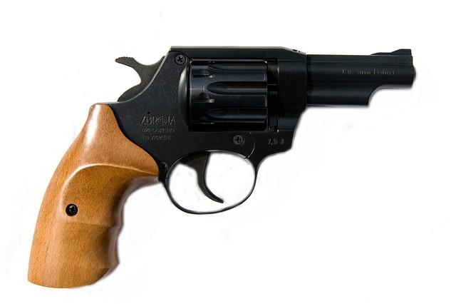 Револьвер Флобера SNIPE 3 (бук)