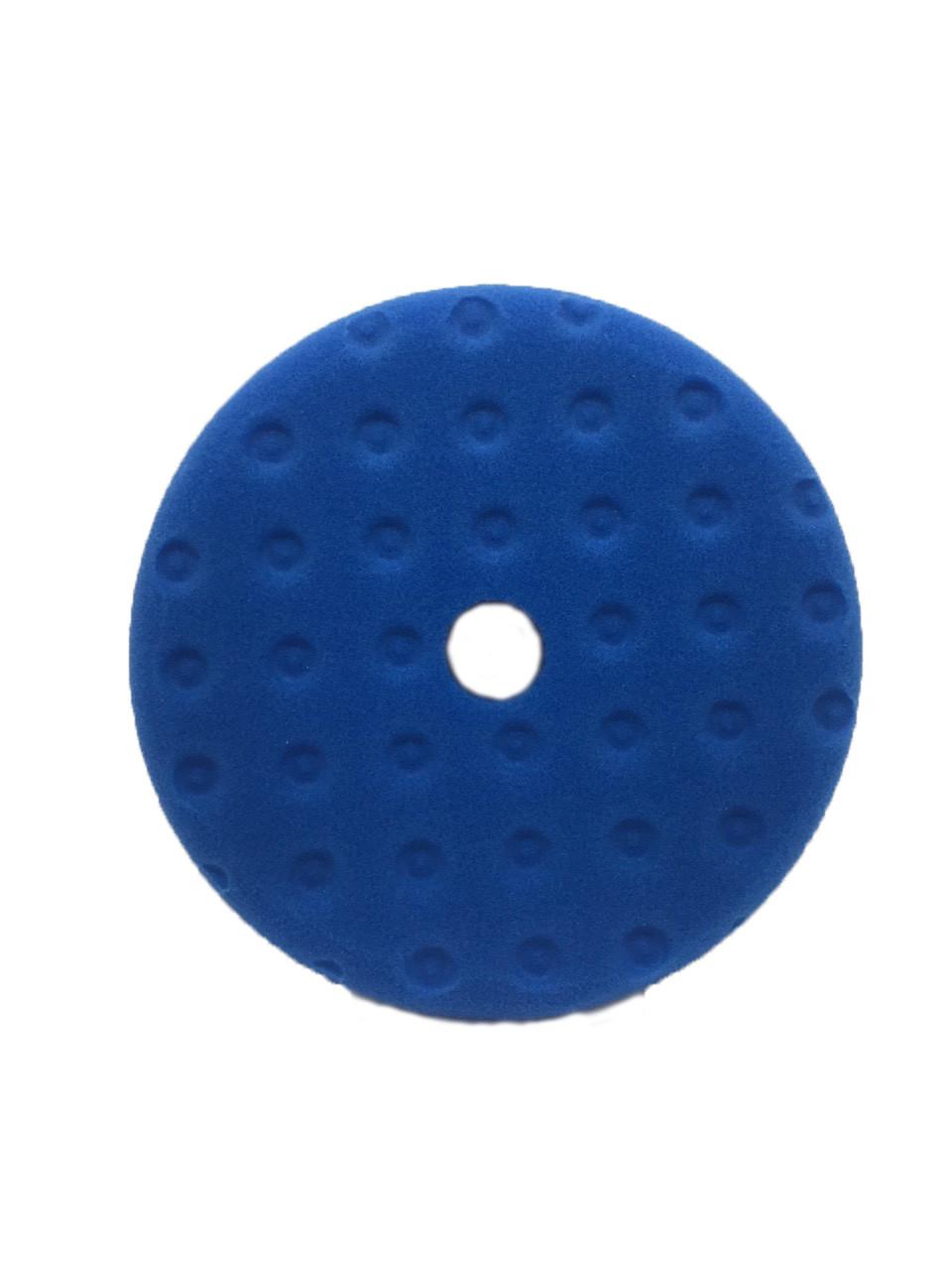 Полировальный круг мягкий антиголограмный - Lake Country Precision Rotary Blue Foam 125 мм. (PR-94600-CCS)