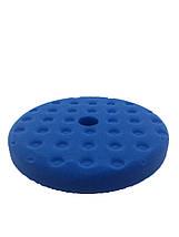 Полировальный круг мягкий антиголограмный - Lake Country Precision Rotary Blue Foam 125 мм. (PR-94600-CCS), фото 2