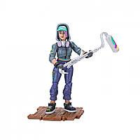 Fortnite Игровая коллекционная фигурка Solo Mode Teknique Фортнайт Соло Текник