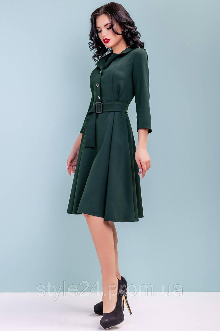Стильне жІноче плаття з поясом та кишенями .Р-ри 44-50  продажа ... 9d138e7749650