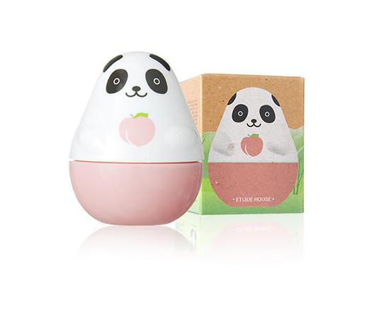 Крем для рук с экстрактом персика Etude House Missing U Hand Cream Panda 50 мл