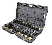 Универсальный набор съемников сайлентблоков с гидравлическим приводом  FORCE 949T1.