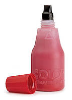 Штемпельная краска Trodat 7011, Colop 801 25мл  красный