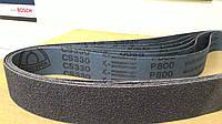 Лента шлифовальная для Гриндера 50х1500 CS330X Klingspor  гранулированный карбид кремния с пробкой водостойкая