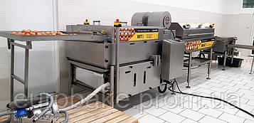 Оборудование для мойки и санитарной обработки яиц MT-6