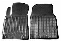 Коврики в салон Chery Tiggo 2013 - черные, полиуретановые (Avto-Gumm, 11128-11564) - передний водительский + пассажирский