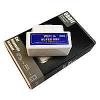 Сканер адаптер OBD2 ELM327 WiFi mini V1.5 для iOS Android Windows