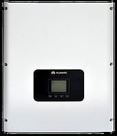 Сетевой инвертор Huawei SUN2000-20KTL 20кВт трьохфазний 2-MPPt