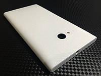 Декоративна захисна плівка для Nokia Lumia 730 білий блиск, фото 1