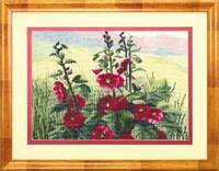 Набор для вышивки «Цветы в поле»