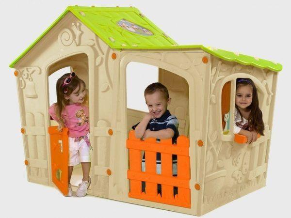 Игровой домик Keter Magic Villa Playhouse